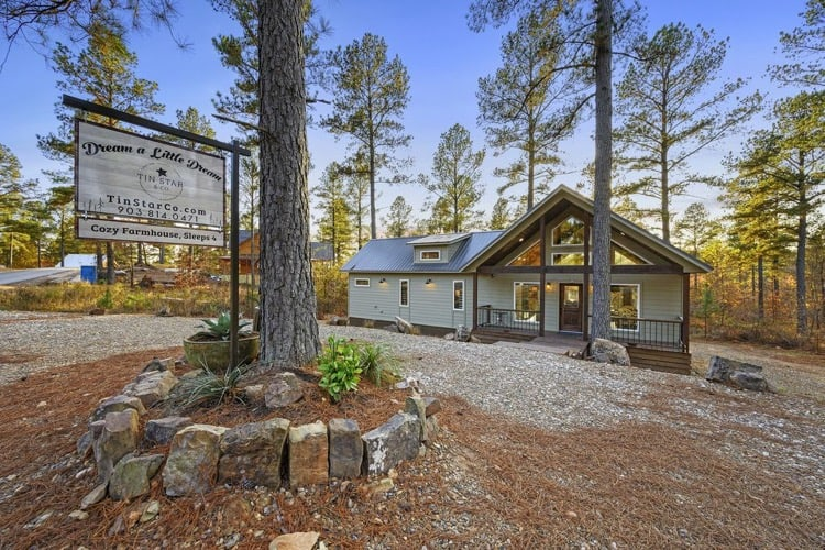 Dream A Little Dream Broken Bow Cabin Vacation Rental
